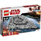 乐高(LEGO) Star Wars 星球大战系列 75190 第一秩序 歼星舰 ¥856