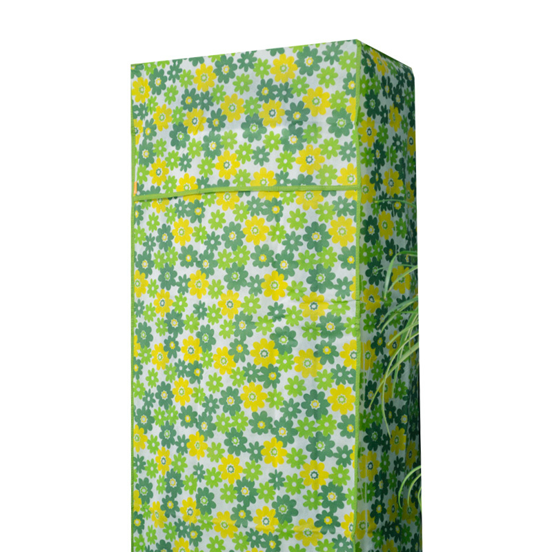 格力美的空调罩柜机立式空调套防尘罩田园柜式简约大气开机不取  券后9.9元