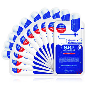 Mediheal 美迪惠尔 N.M.F针剂水库 面膜10片*2 111.78元包税包邮