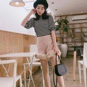反季囤货!Lily Brown 绒毛下摆 冬季款短裤 限尺码 JPY¥1528(¥79)'