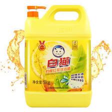 白猫(Baimao) 柠檬红茶 洗洁精 2000g 25.9元