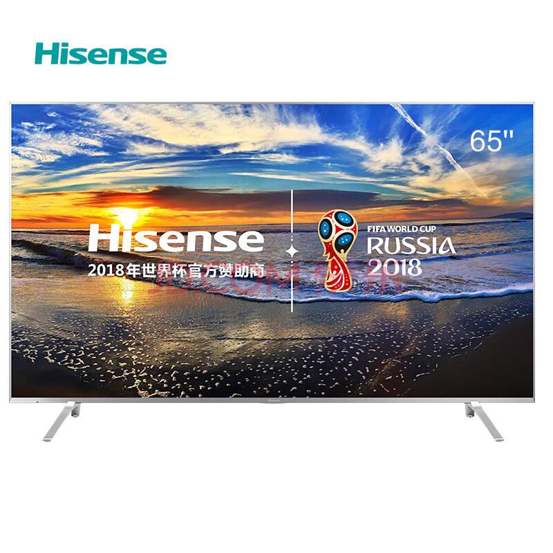 Hisense 海信 LED65EC680US 65英寸 4K 液晶电视5699元