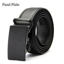 ¥39 柏芝斐乐PazziPizio男士皮带真皮自动扣腰带商务休闲简约时尚潮流皮带条