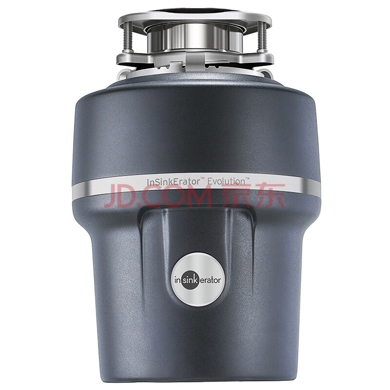 InSinkErator 爱适易 Evolution E100 厨房食物垃圾处理器2999元