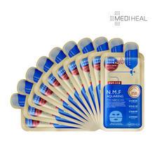 ¥45 美迪惠尔MEDIHEAL原名可莱丝 针剂水库凝胶面膜5片+美迪惠尔MEDIHEAL原名可