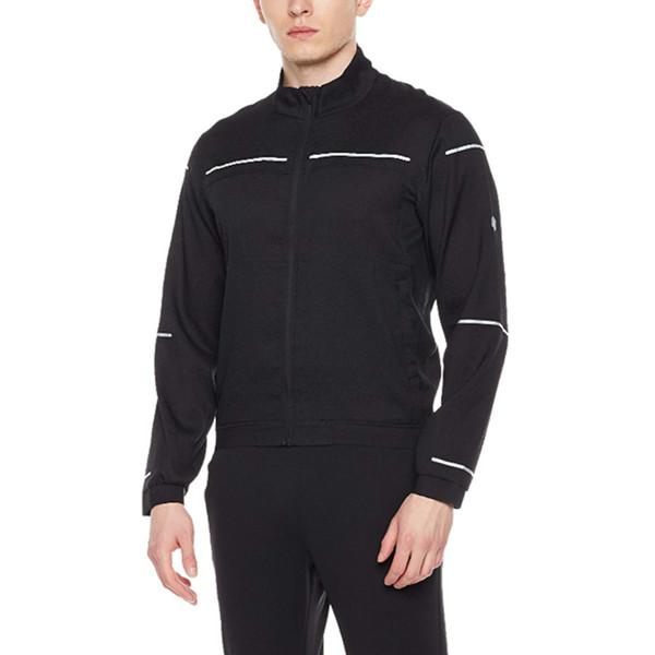 ASICS亚瑟士男式运动梭织夹克 154737 冰点价186元包邮