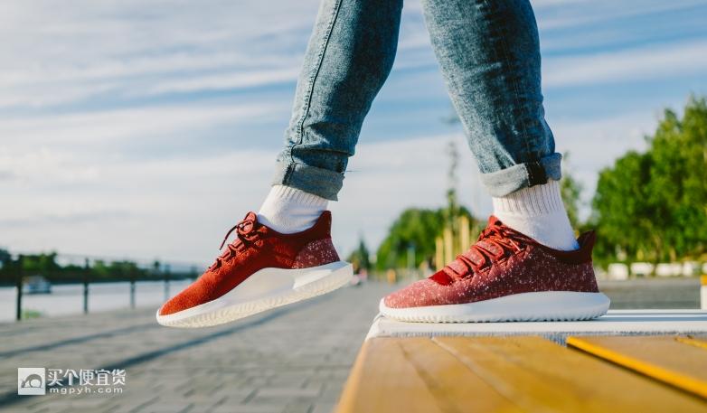 阿迪达斯(Adidas) Tubular Shadow 男士运动鞋