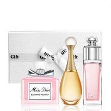 苏宁易购 Dior迪奥 经典Q版明星组合礼盒3件套89.9元包邮(升级版套装香水)