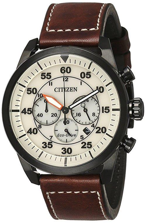 中亚Prime会员:西铁城(CITIZEN) CA421 光动能男士手表 ¥986.45+¥319.36含税直邮