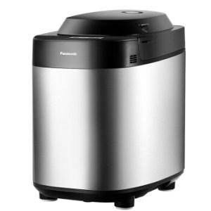 松下 Panasonic 面包机 SD-PSA200 2斤大容量 轻厨房设计 微电脑制御技术 智能APP菜单2309元