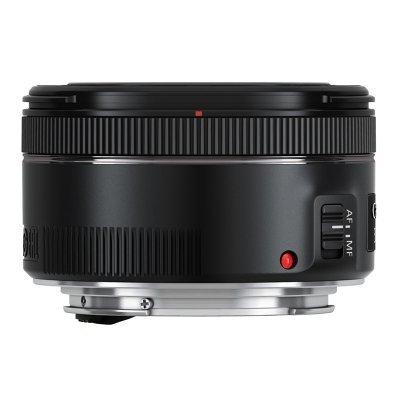 佳能Canon EF 50MM f/1.8 STM 新小痰盂 标准定焦人像镜头¥699