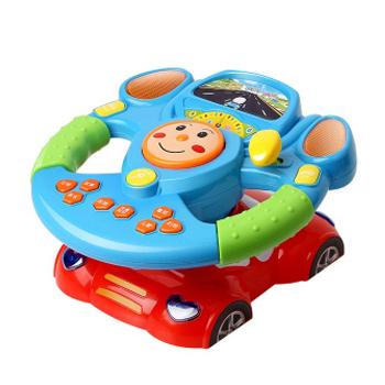 网易考拉海购 DODOELEPHANT豆豆象 小小驾驶员 早教方向盘玩具 47元包邮(带音乐,多功能)