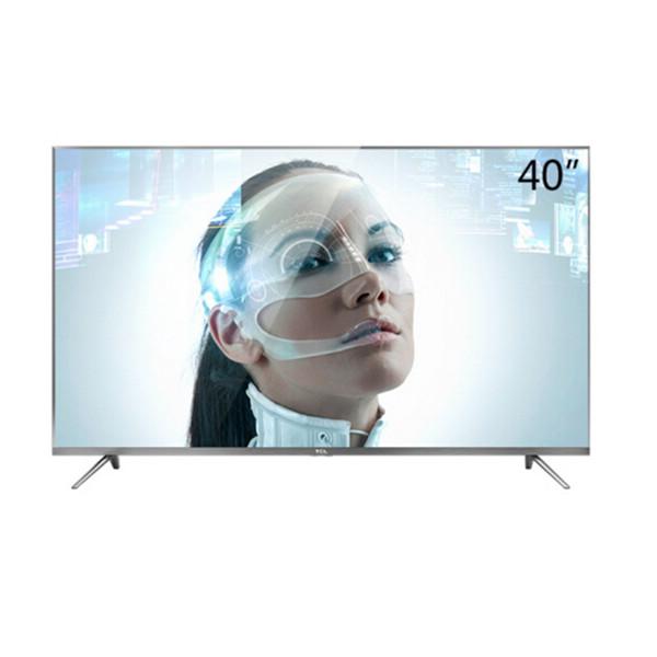 纤薄机身!TCL 40A730U 40英寸4K液晶电视机 包邮2299元