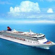 丽星邮轮处女星号 上海出发日本/菲律宾航线 ¥1088