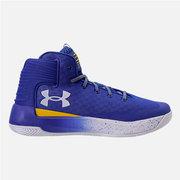 大码福利!UA安德玛Curry 3Zero库里男篮球鞋 $44.98(到手约¥433)'