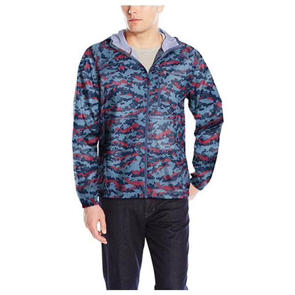 再降!Columbia哥伦比亚Flash Forward 男皮肤衣 $20.80(转运到手约¥195)