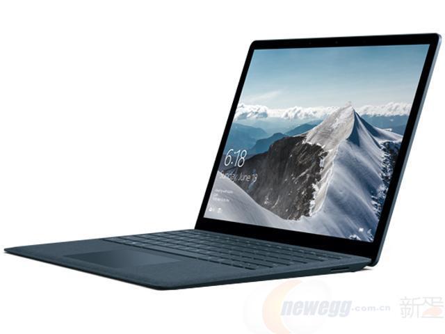 Microsoft 微软 Surface Laptop 轻薄触控笔记本 13.5英寸 酷睿 i7/8GB/256GB/灰钴蓝¥10699