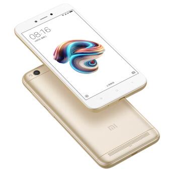 小米(MI) 红米5A 全网通版 2GB+16GB 智能手机¥599