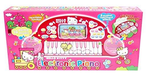 SANRIO 三丽欧 HELLO KITTY 电子琴 124.5元