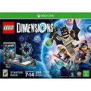 $30.99 (原价$59.99) 乐高次元 71172 Starter Pack Xbox One版'