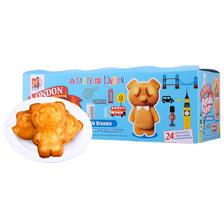¥14 伦敦熊熊蛋糕 (牛奶口味) 480g 马来西亚进口