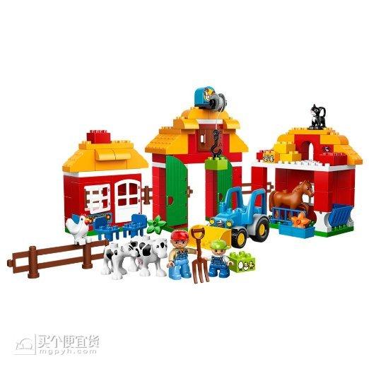 乐高(LEGO) 大型农场 10525 得宝系列 ¥379