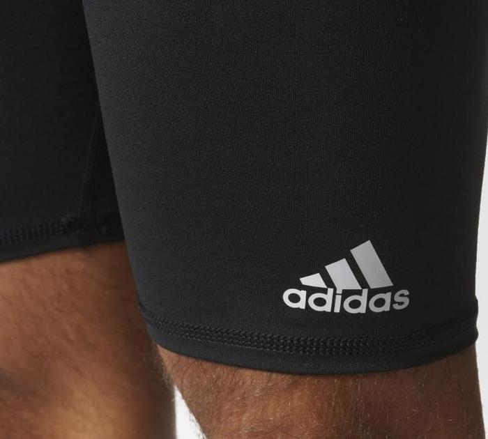 狂欢双12!阿迪达斯 男子 紧身运动短裤 AJ5037 60元包邮60元