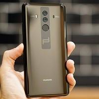 开售 $1225 Huawei Mate 10 保时捷限定合作款 钻石黑无锁手机