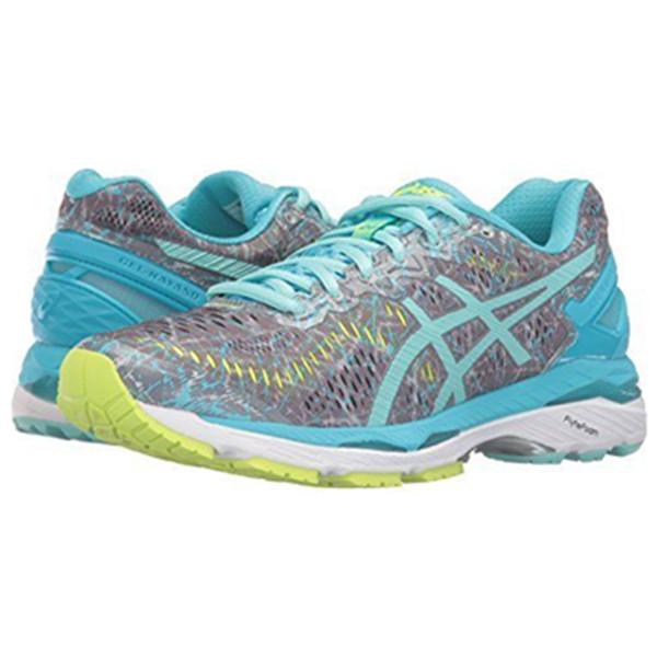 双色可选!ASICS 亚瑟士 GEL-KAYANO 23 女子稳定支撑跑鞋 $49.99(转运到手约¥449)
