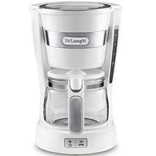 ¥268 delonghi 德龙 滴滤式咖啡机 ICM14011.W (eco节能系统/ 根据个人口味调节咖