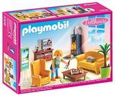 PLAYMOBIL客厅和壁炉 拼装玩具 $14.59(约93.43元)