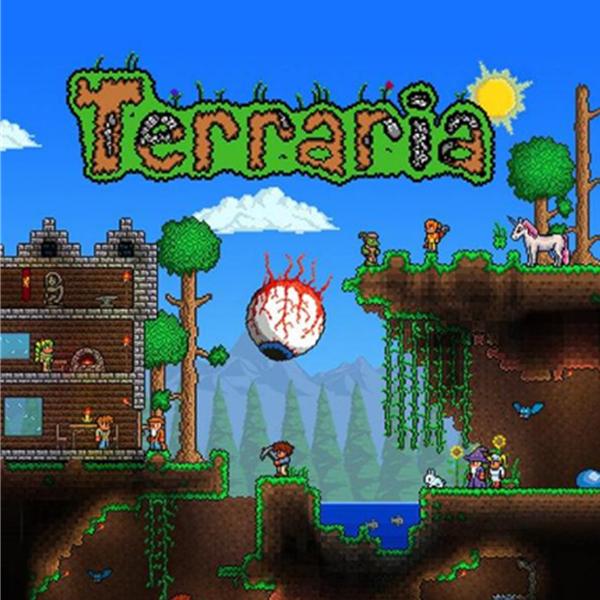 《Terraria 泰拉瑞亚》PC数字中文版 18元