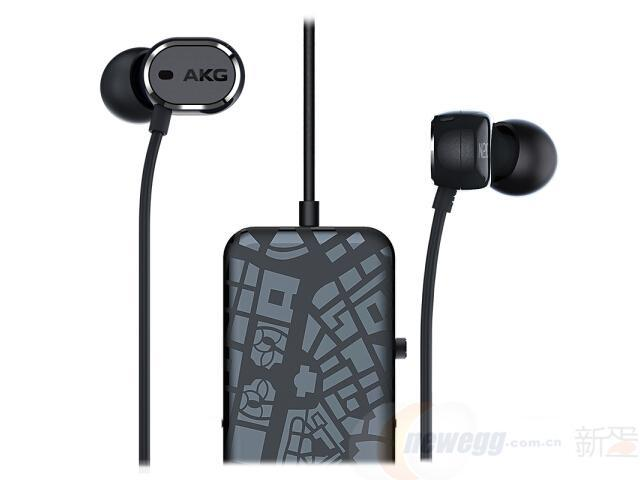 新品首降: AKG N20NC 主动降噪入耳式耳机¥1399